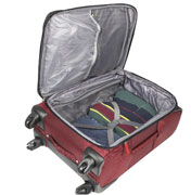 Top Rated Carry-On Luggages: Samsonite Luggage Dkx 21 Exp Spinner Wheeled Suitcase