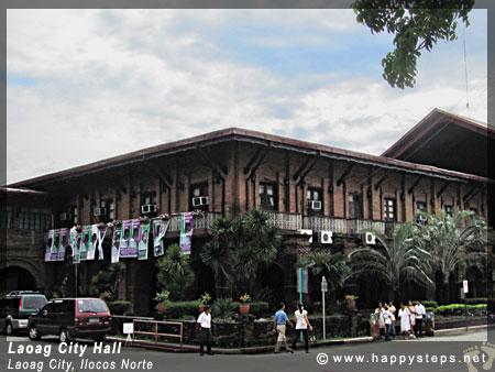 Laoag City Hall, Laoag City, Ilocos Norte