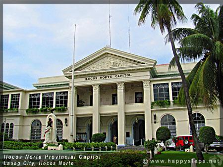 Ilocos Norte Provincial Capitol, Laoag City, Ilocos Norte
