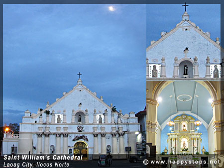 St. William's Cathedral, Laoag City, Ilocos Norte