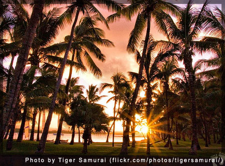 St. Geran Entrance, Mauritius - Photo by Tiger Samurai (flickr.com/photos/tigersamurai/)